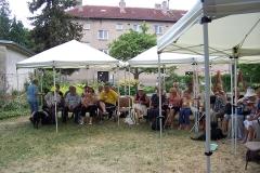 Tyflocentrum Plzeň - oslava 15.narozenin